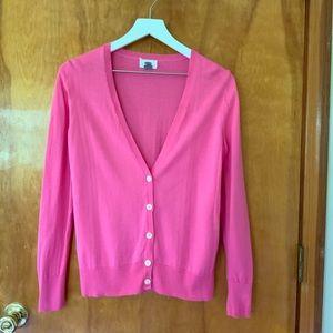 Pink Old Navy Cardigan Medium